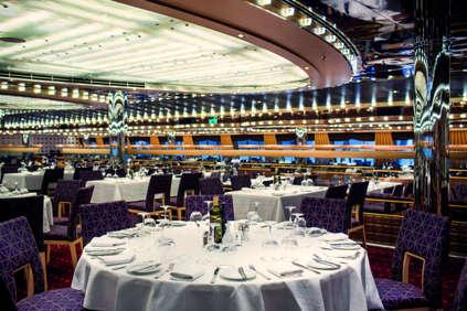 Imagen del Restaurante Adularia del barco Costa Diadema