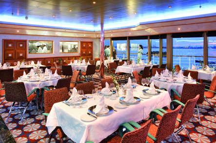 Imagen del Restaurante Club Luminosa del barco Costa Luminosa