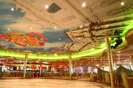 Imagen del Gran Bar Salento del Barco Costa Magica
