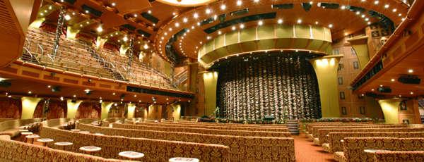 Imagen del Teatro Urbino del Barco Costa Magica