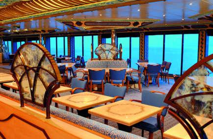 Imagen del Buffet Perla del Lago del Barco Costa Mediterranea