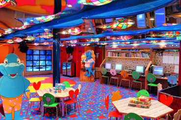 Imagen del Squok Club del Barco Costa Mediterranea