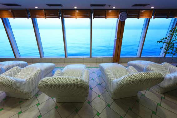 Imagen del Centro de Bienestar Piscina del barco Costa neoRiviera