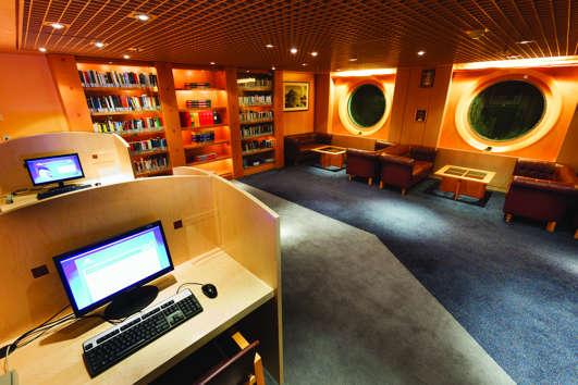 Imagen del Punto de Internet del barco Costa neoRiviera