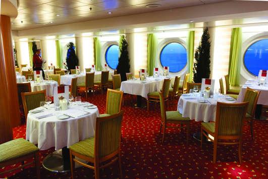 Imagen del Restaurante Cetara del barco Costa neoRiviera