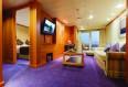 Imagen de una Suite del barco Costa neoRiviera