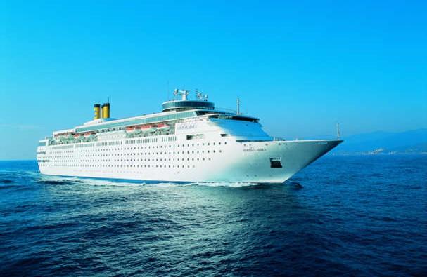 Barco de cruceros Costa neoClassica