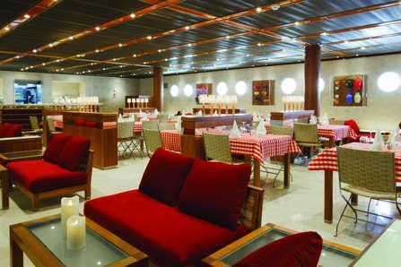 Imagen de la Pizzeria La Tavernetta del barco Costa neoClassica