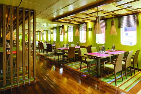 Imagen del Buffet La Trattoria del barco Costa neoClassica
