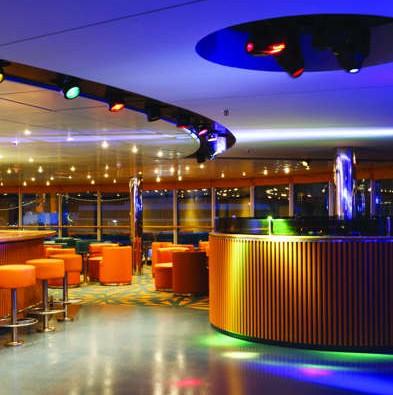 Imagen de la Discoteca del barco Costa neoClassica