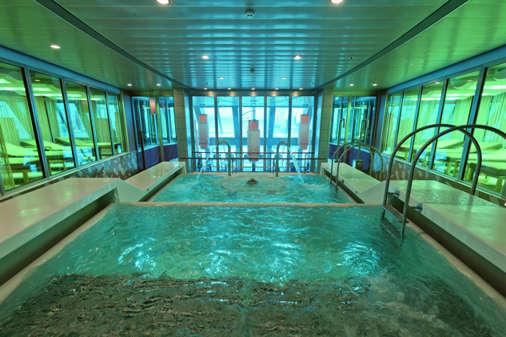 Imagen del Centro de Bienestar del Barco Costa neoRomantica