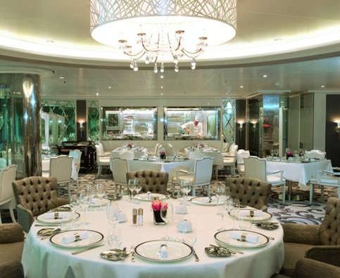 Imagen del Restaurante Club NeoRomantica del Barco Costa neoRomantica