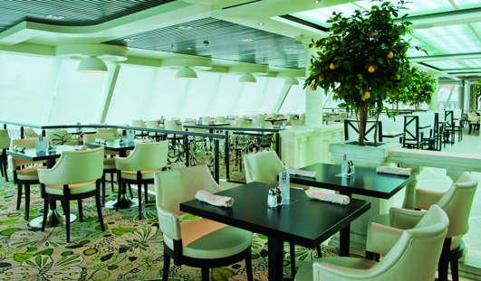 Imagen del Restaurante Giardino del Barco Costa neoRomantica