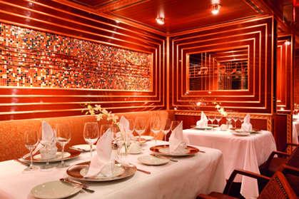 Imagen del Restaurante Blue Moon del Barco Costa Pacifica