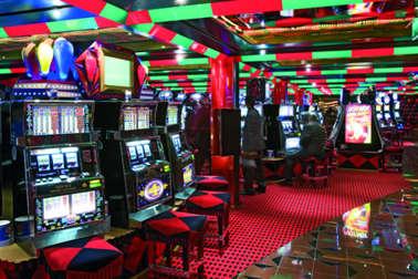Imagen del Casino Giano del Barco Costa Serena