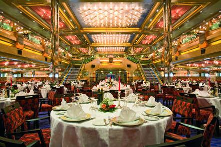 Imagen del Restaurante Vesta del Barco Costa Serena