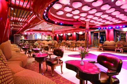 Imagen del Salón de Baile del Barco Costa Serena