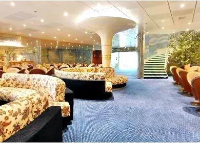 Imagen del Bar Victoria del barco Costa Victoria