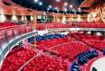 Imagen del Teatro Festival del barco Costa Victoria