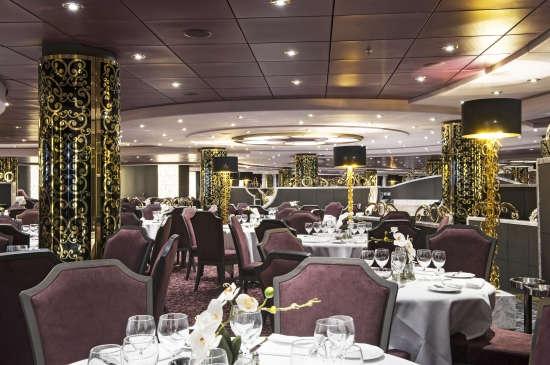 Imagen del Restaurante L'Arabesque del barco MSC Preziosa