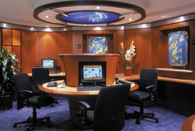 Imagen del Punto de Internet del barco Brillance of the Seas