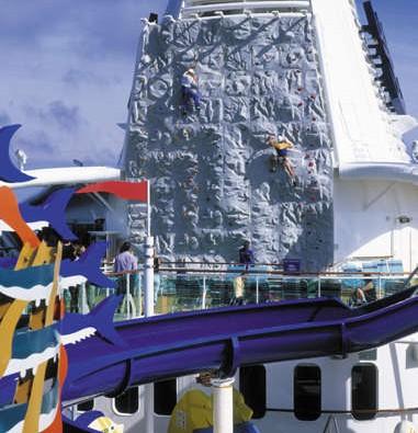 Imagen del Tobogán Acuático del barco Brillance of the Seas