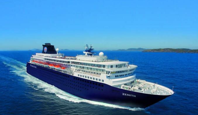 Barco de cruceros Zenith de croisieres de france