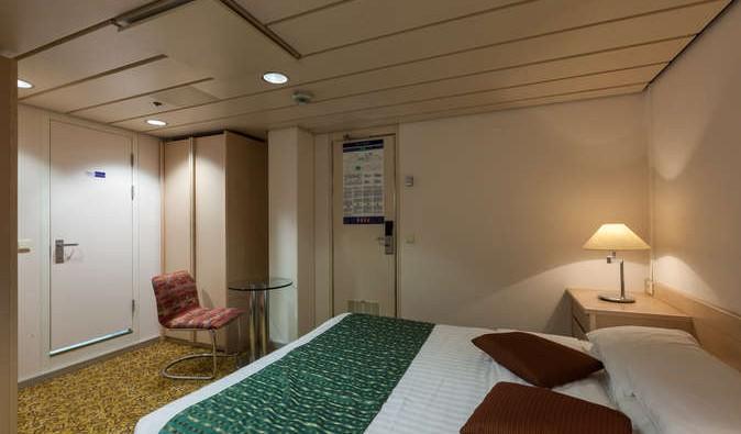 Imagen de un Camarote interior del barco Zenith de Croisieres de France