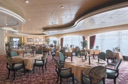 Imagen del Restaurante Portofino del Barco Explorer of the Seas