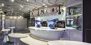 Imagen del Bionic Bar del barco Harmony of the Seas