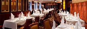 Imagen del Restaurante Chops Grille del barco Harmony of the Seas