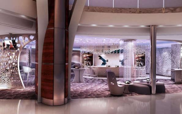 Imagen de un Salón del barco Harmony of the Seas