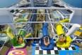 Imagen de los Toboganes del barco Harmony of the Seas
