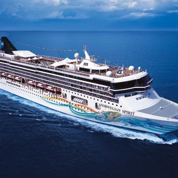 Barco Norwegian Spirit de Norwegian Cruise Line