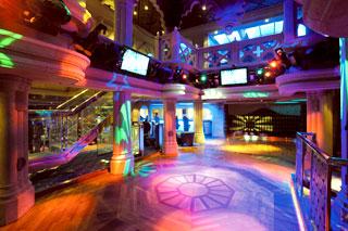 Imagen de la Discoteca del barco Grandeur of the Seas