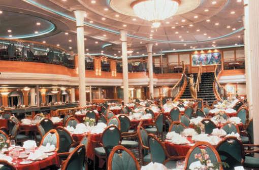 Imagen del Restaurante Principal del barco Grandeur of the Seas