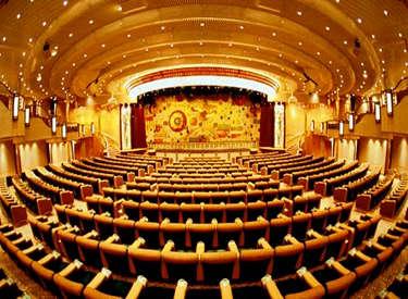 Imagen del Teatro del barco Grandeur of the Seas