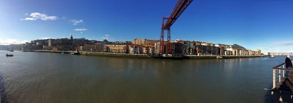 escale de croisière à Bilbao
