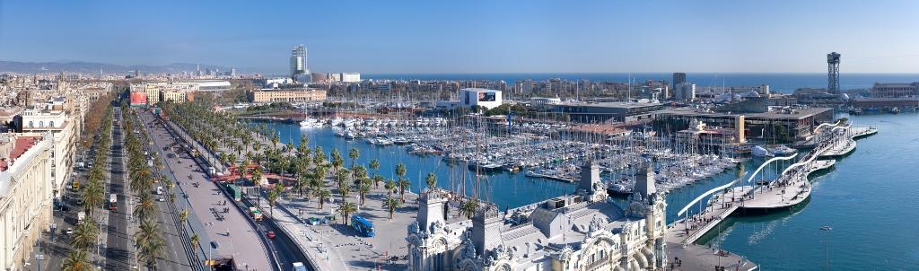 Estudio sobre el Impacto Económico de la Actividad de Cruceros en Barcelona