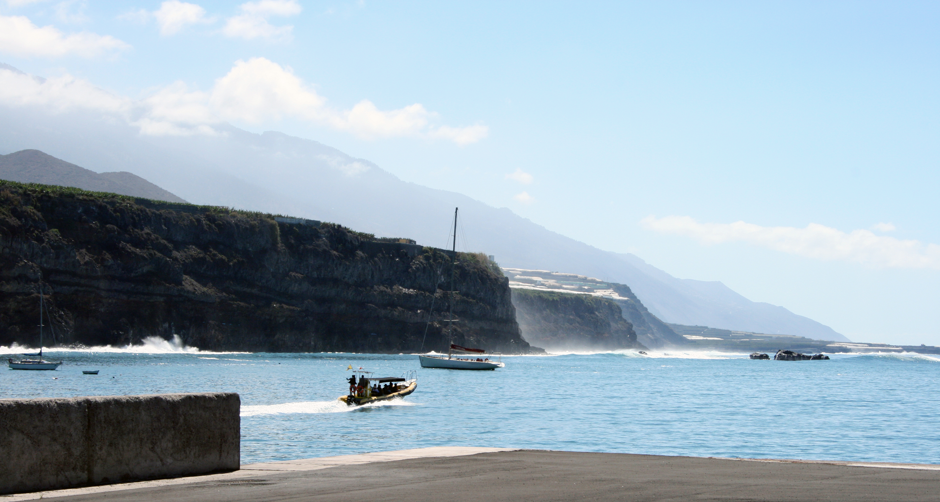 Tazacorte (puertos Canarios)