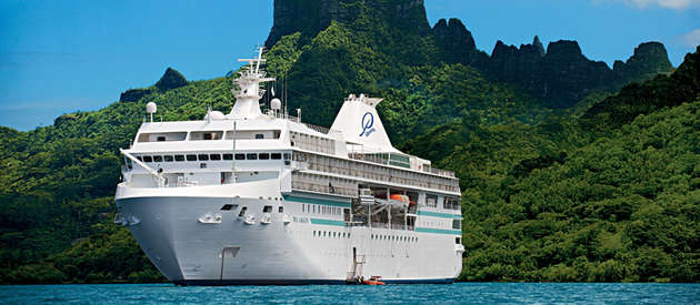 Barco de cruceros Paul Gauguin