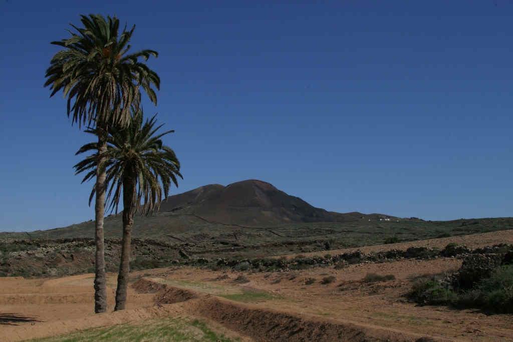 Le Malpaís de Arena est l'un des Espaces Naturels Protégés de Fuerteventura. Photo Patronato de Tourisme de Fuerteventura.