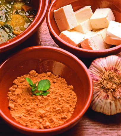 Le gofio, l'une des références culinaires de l'Ile de Fuerteventura. Patronato du Tourisme de Fuerteventura.