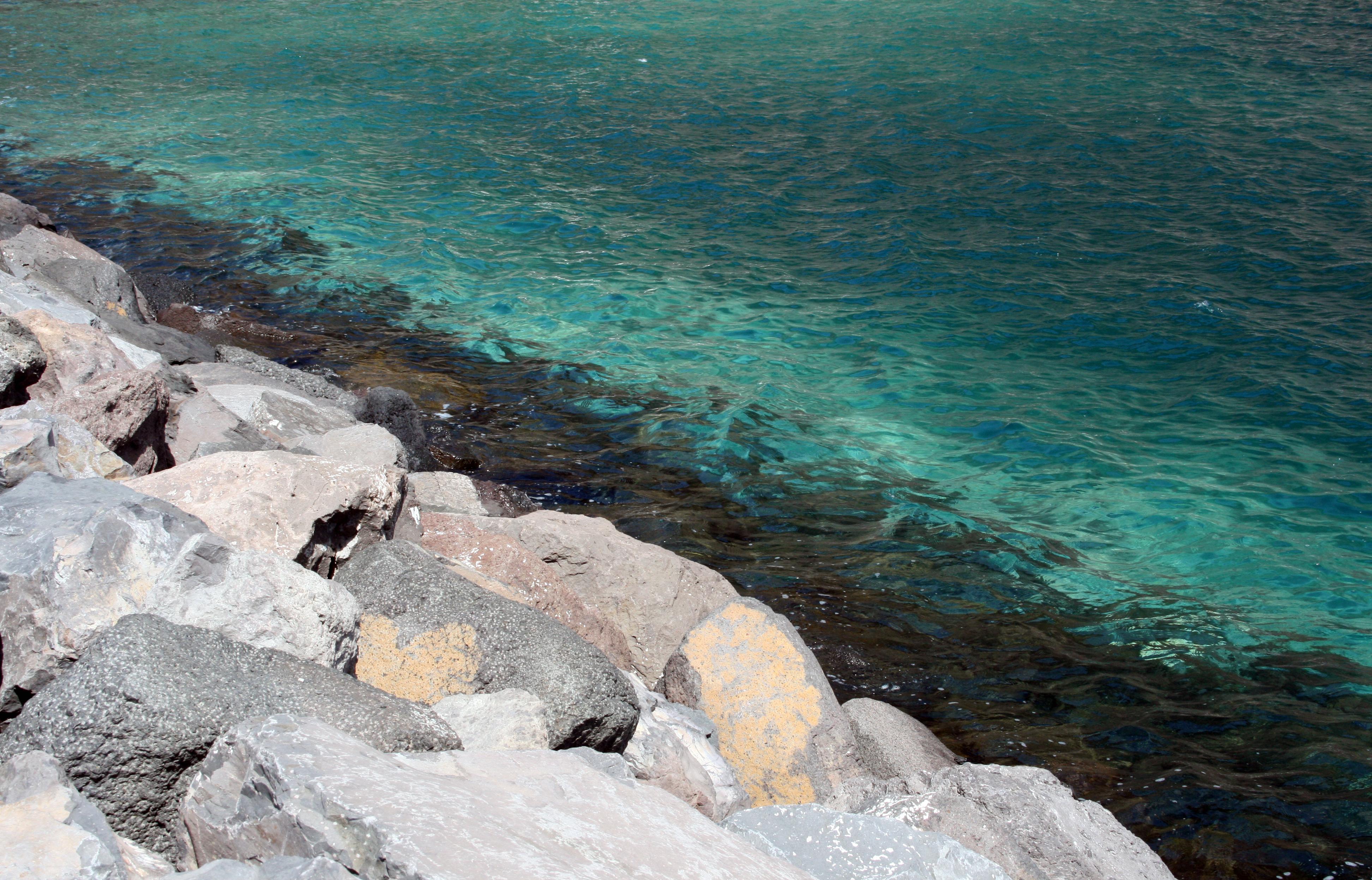 Valle Gran Rey: escale de croisière à Vueltas (Puertos Canarios)