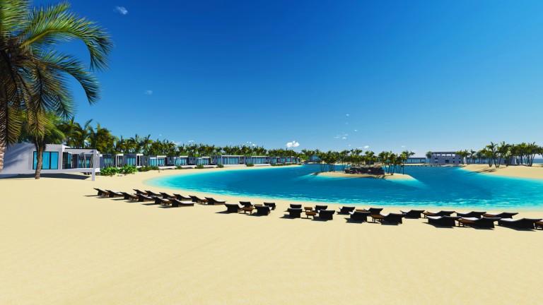 Les îles privées des compagnies: Great Stirrup Cay de Norwegian Cruise Line