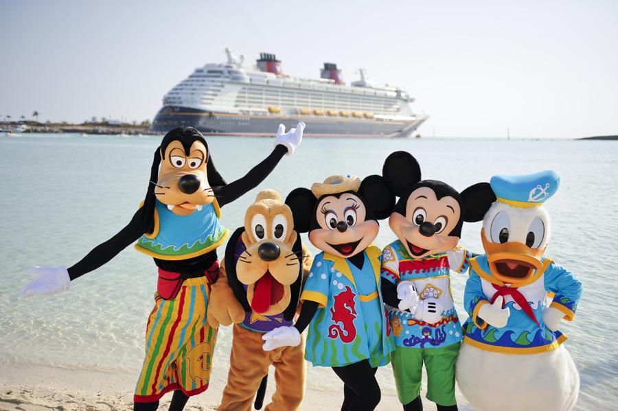 10 razones para elegir un crucero Disney
