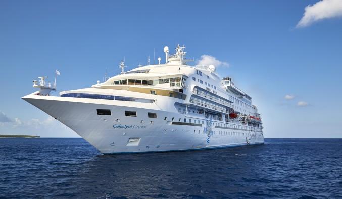 barco cruceros Celestyal Cruises