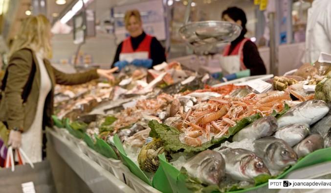 Mercat de peix