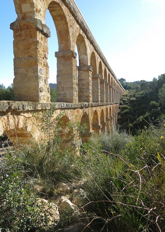 Tarragona Puente del Diablo
