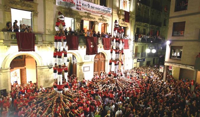 puerto-de-cruceros-de-tarragona-Castellers Valls